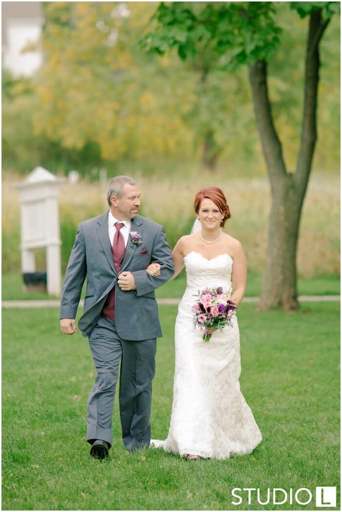 Stephanie & Chris\' Green Bay Wedding - Photography by Studio L
