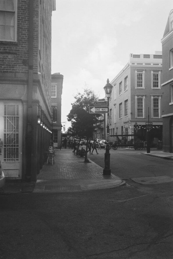 Streets of New Orleans Louisiana