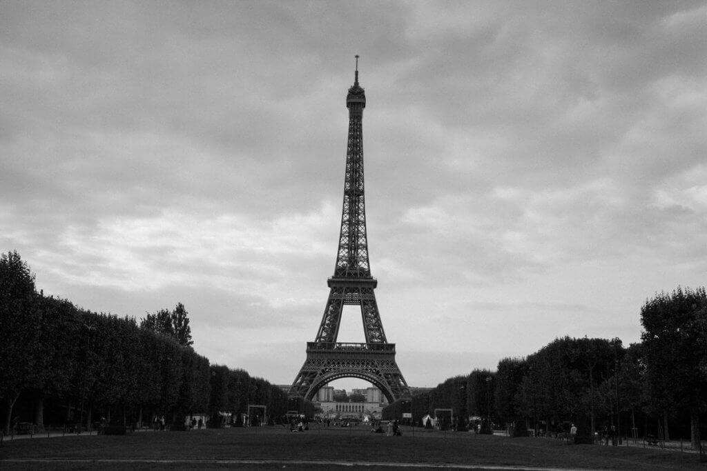 Eiffel Tower Paris France Photography - Photography by Studio L
