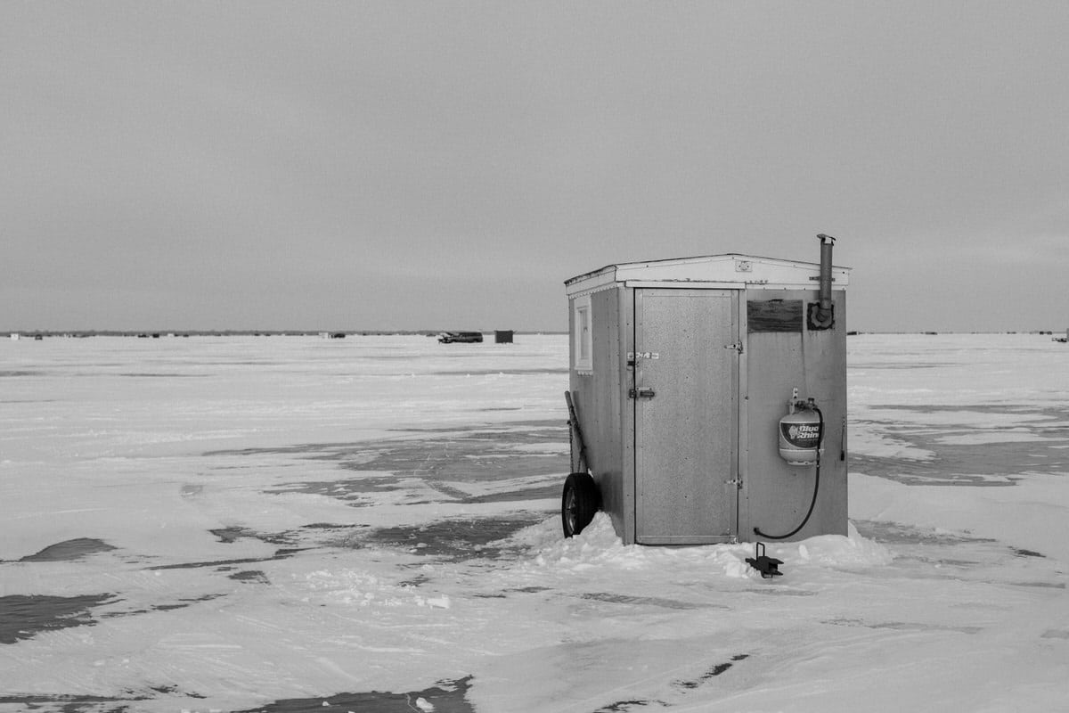 Lake-Winnebago-sturgeon-spearing-Fond-du-Lac-Wisconsin-black-and-white-fine-art-photography-by-Studio-L-photographer-Laura-Schneider-_0431