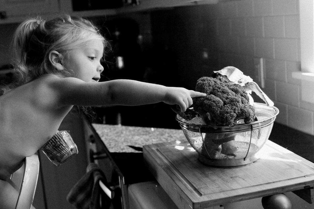 Organic-broccoli-from-Park-Ridge-Organics-Fond-du-Lac-Wisconsin-black-and-white-fine-art-photography-by-Studio-L-photographer-Laura-Schneider-_12077