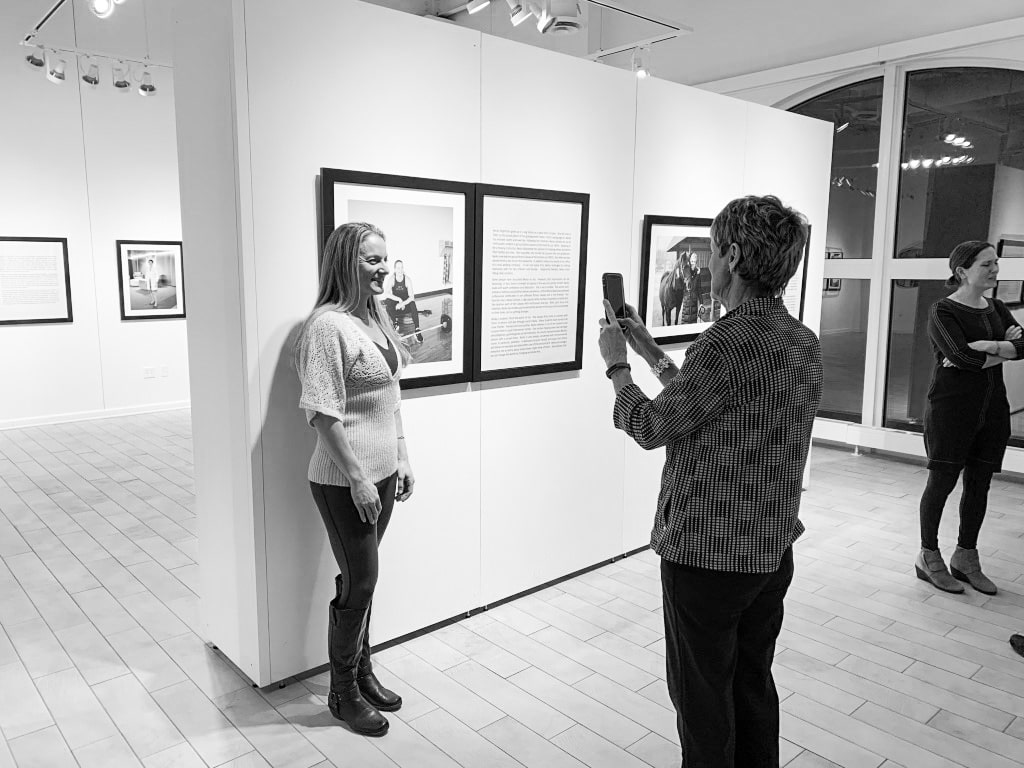 Illuminating-women_opening_exhibition-at_Thelma_Sadoff_Center_for_the_Arts_by-Laura_Schneider_and_Juliane_Troicki-_18