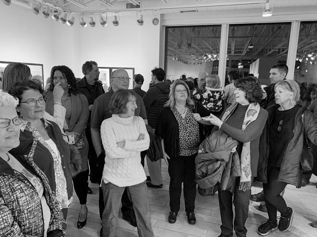 Illuminating-women_opening_exhibition-at_Thelma_Sadoff_Center_for_the_Arts_by-Laura_Schneider_and_Juliane_Troicki-_23