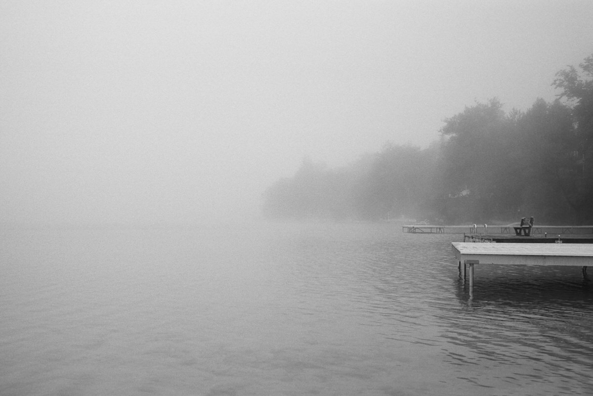 Black-and-white-film-photography-of-Elkhart-Lake-Wisconsin-by-Studio-L-artist-photographer-Laura-Schneider-_008